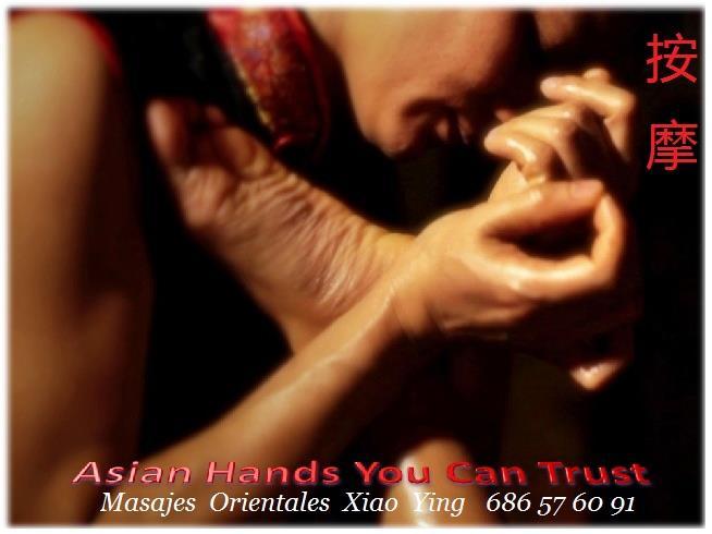 masaje terapéutico en Madrid Xiao Ying