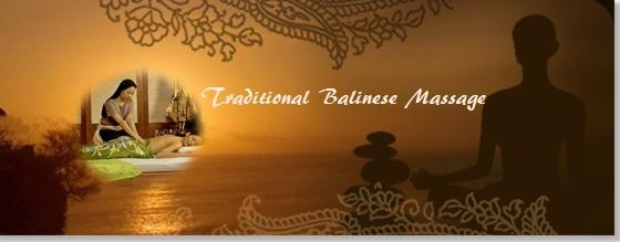 traditional bailnese massage