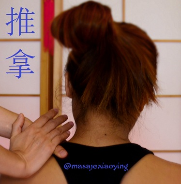 tuina chinese massage Madrid