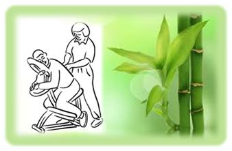 masaje en silla