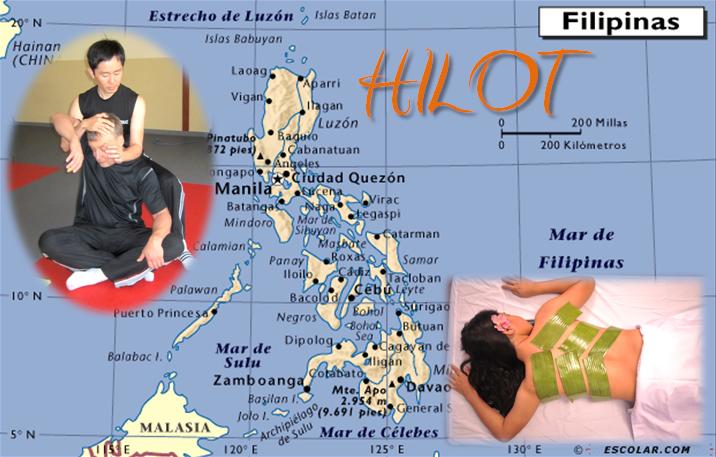 hilot masaje filipino