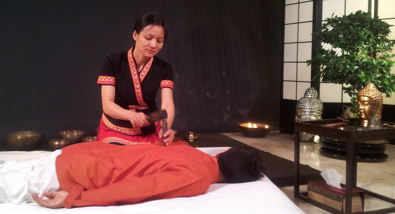 Tok Sen masaje asiático madrid