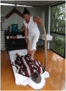 Romi Romi Maori massage