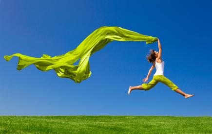 la salud y el bienestar ofrecen felicidad
