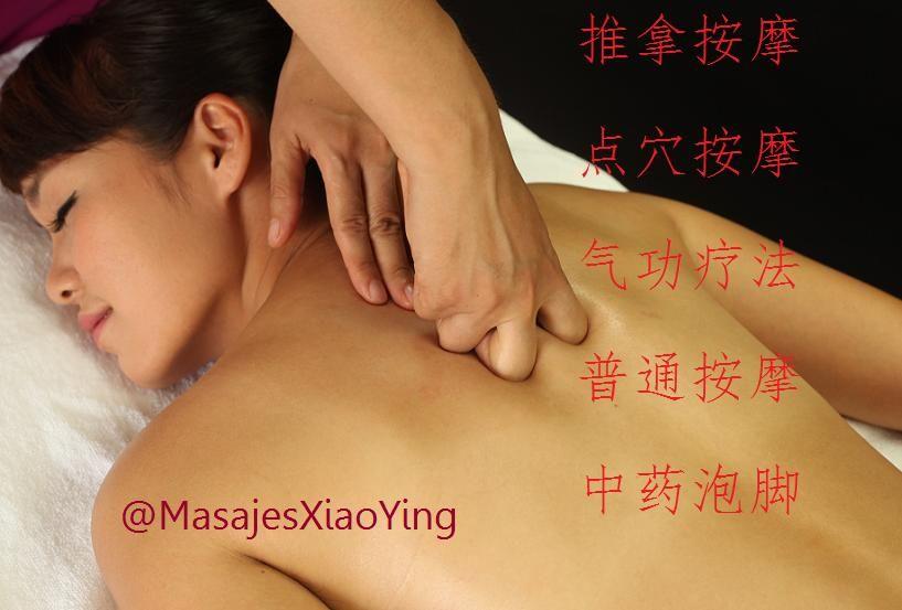 masaje chino y variantes de masaje chino en madrid