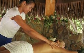 Tahu'a masseur