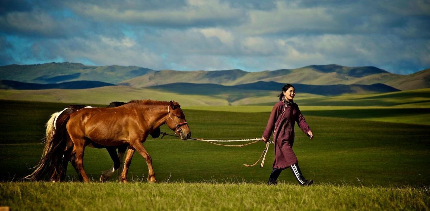 mongolian traditions