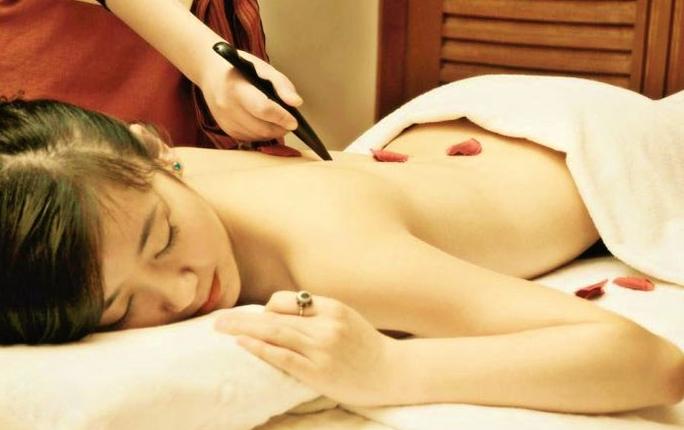 dian xue masaje chino de presión de cavidades