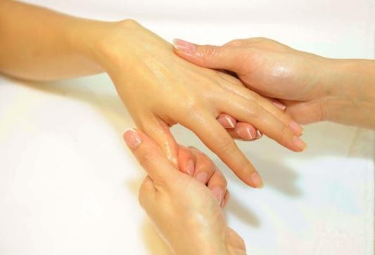 masaje reflexo manos