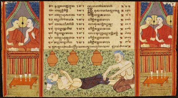 medicina tailandesa tradicional