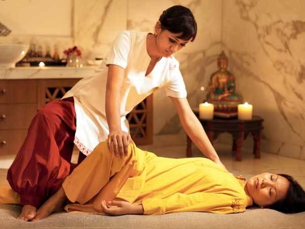 masajes terapéuticos orientales en Madrid
