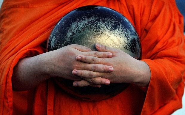 templos monjes y masaje tailandés
