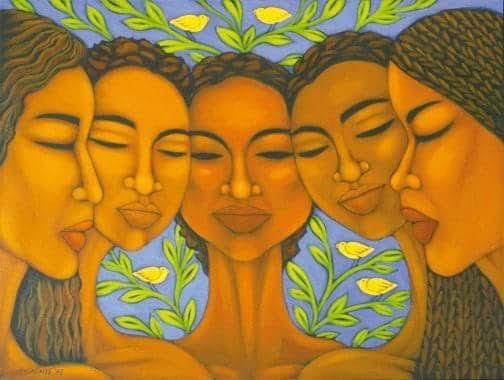 maorí sisters