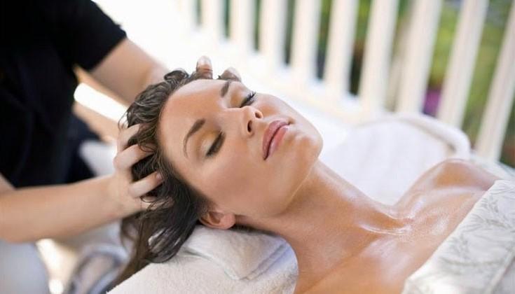 masaje cuero cabelludo